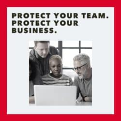 Protect your team