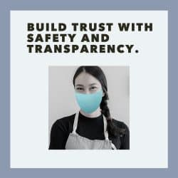 safety and transparency
