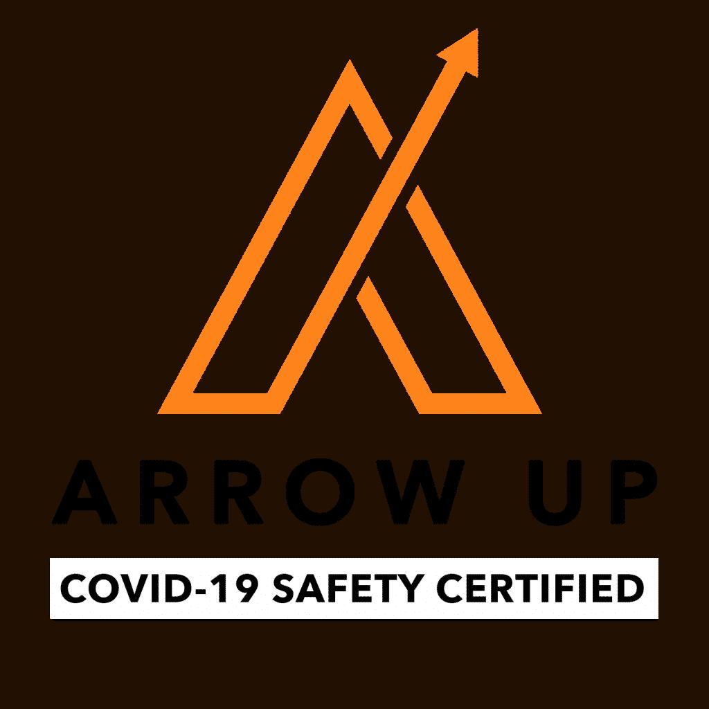Arrow up logo